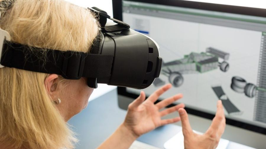 virtual reality in automitve