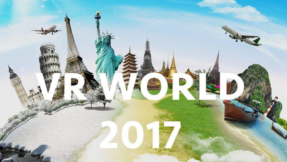 VR world 2017
