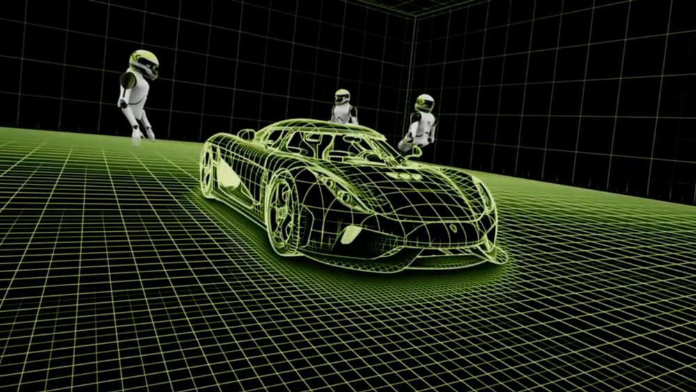 Live Virtual Reality