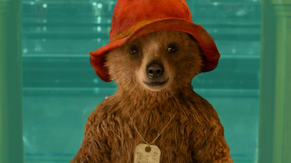 Bear Character Animation