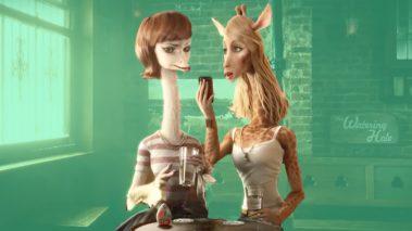 The weirdest animated adverts