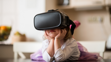 is vr safe for kids?
