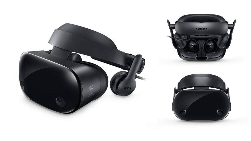 Samsung Windows VR Headset Leaked Images