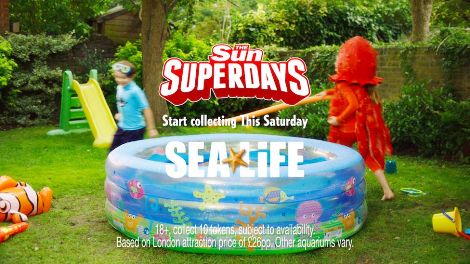 The Sun SEA LIFE 2