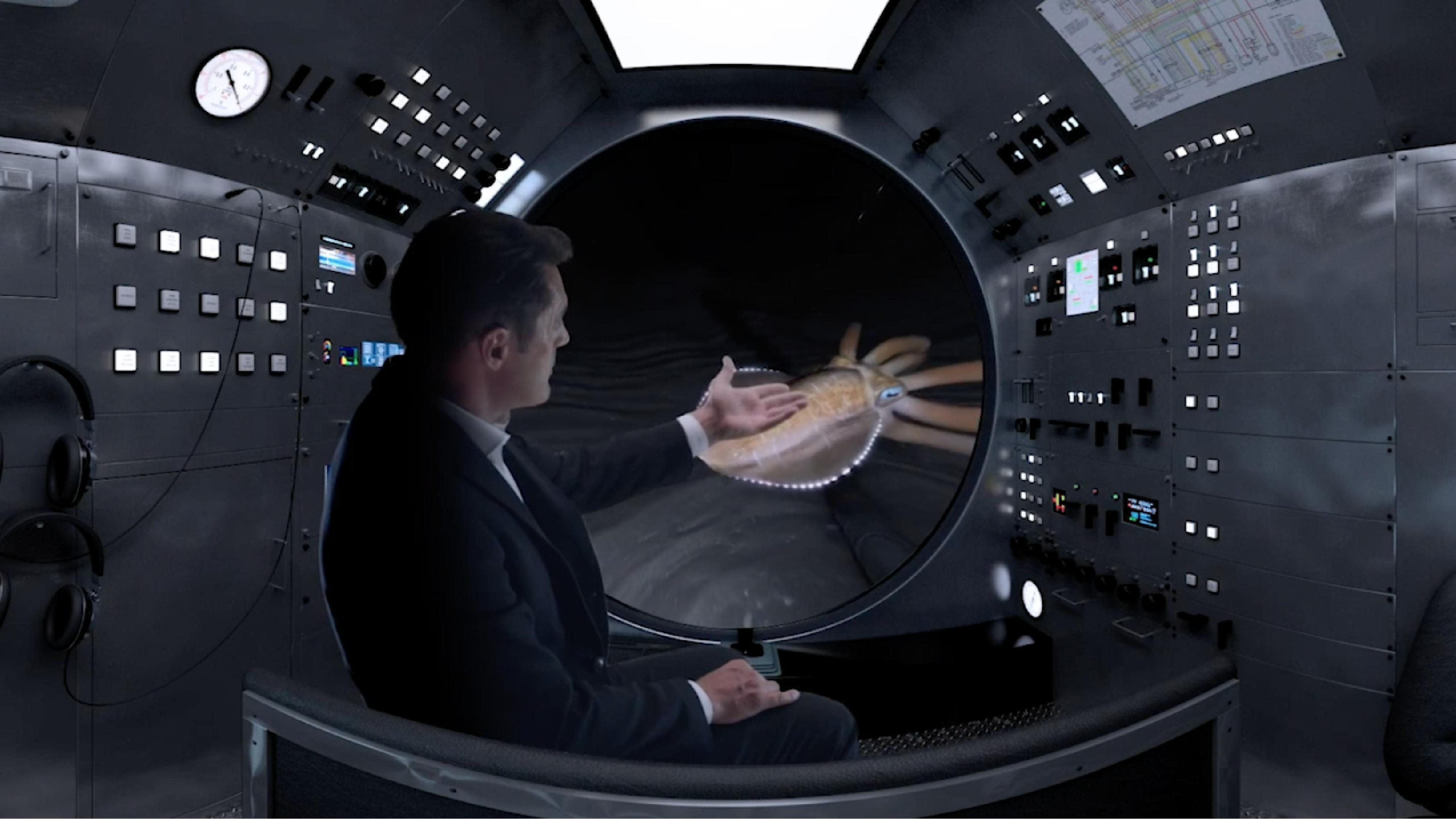 Pebble Studios VR Show Reel 2018